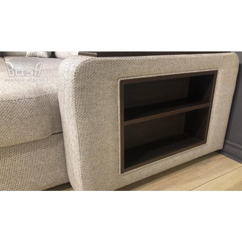 Угловой модульный диван Виза 01 (фото 9)