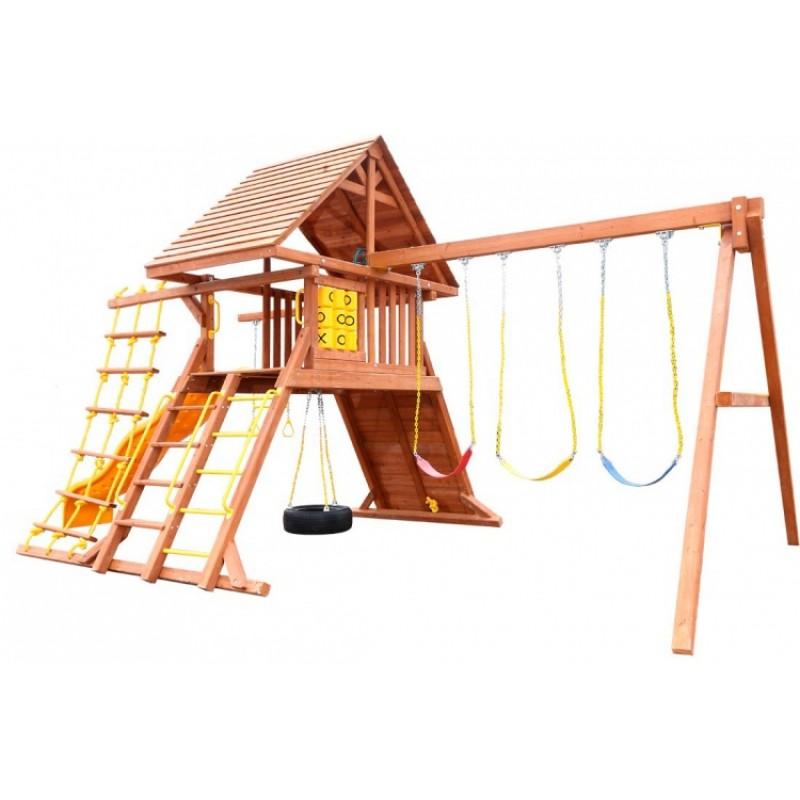 Деревянная площадка для детей Original Castle Playgarden (фото 2)