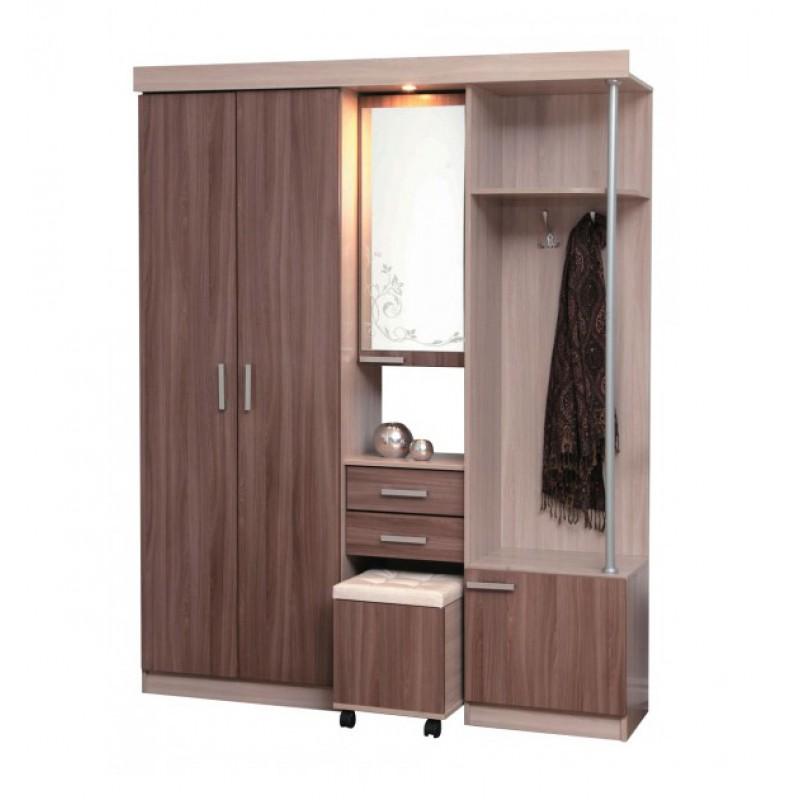 Шкаф комбинированный Дебют-5