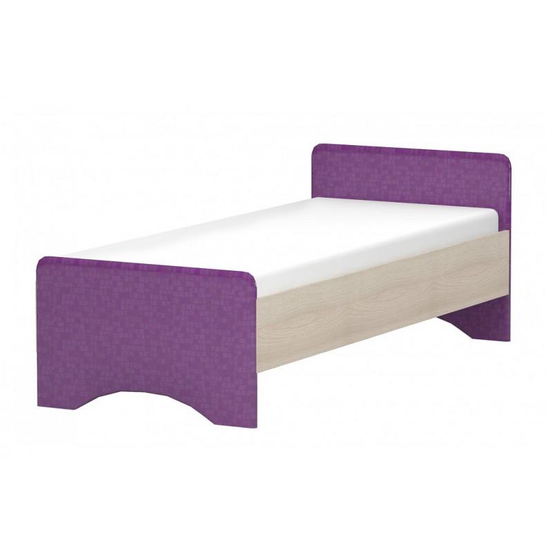 Кровать Алешка-2 МДФ (фото 2)