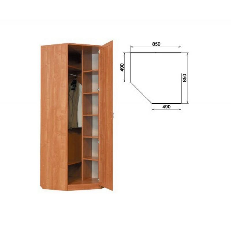 Шкаф угловой Гарун 400 (фото 2)