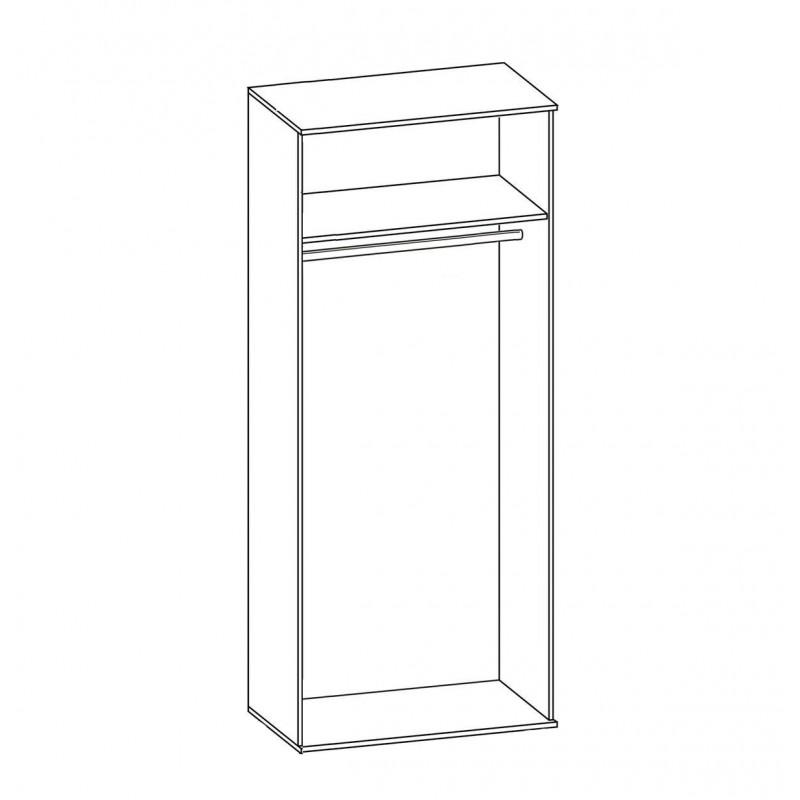 Шкаф распашной Паули 2 (фото 2)