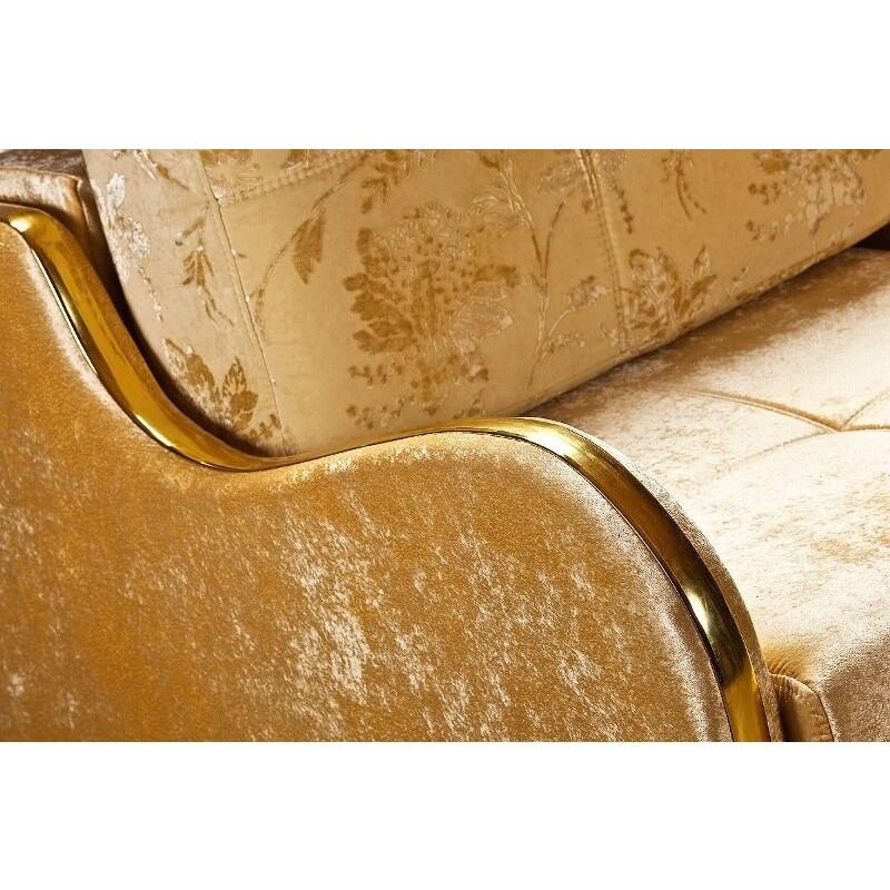 Комплект мягкой мебели Ваниль ЭКО 2 (фото 6)