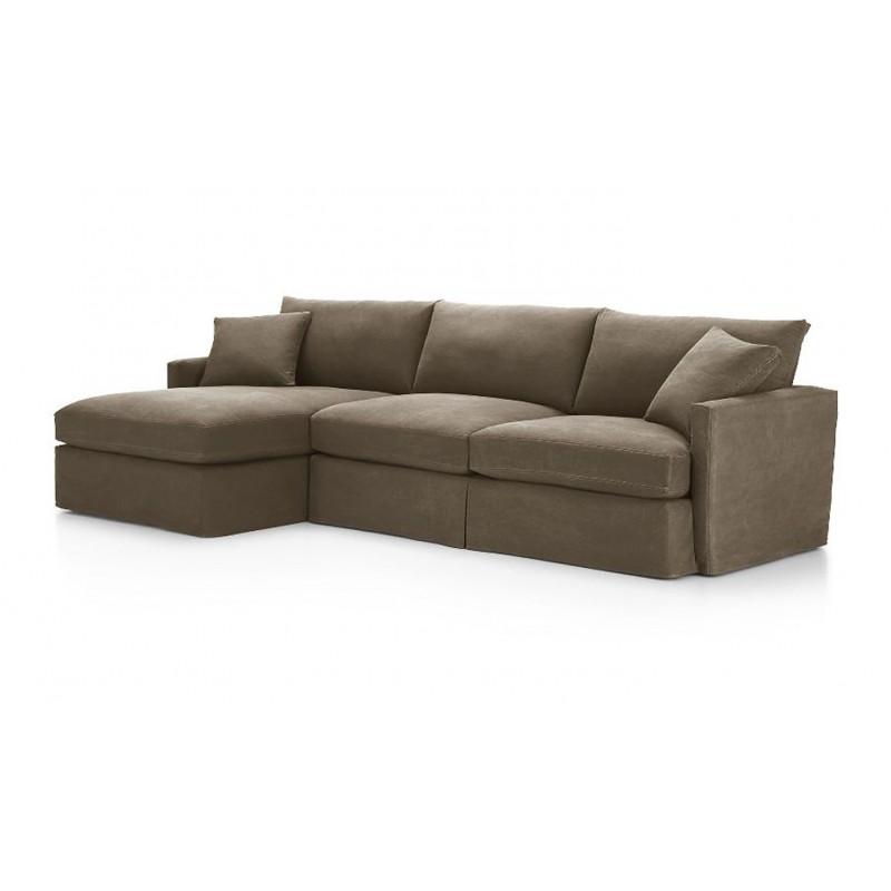 Угловой диван Марсия с оттоманкой (фото 2)