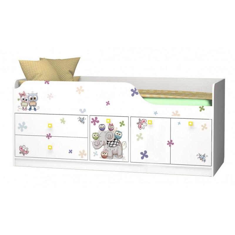 Кровать Смарти-3