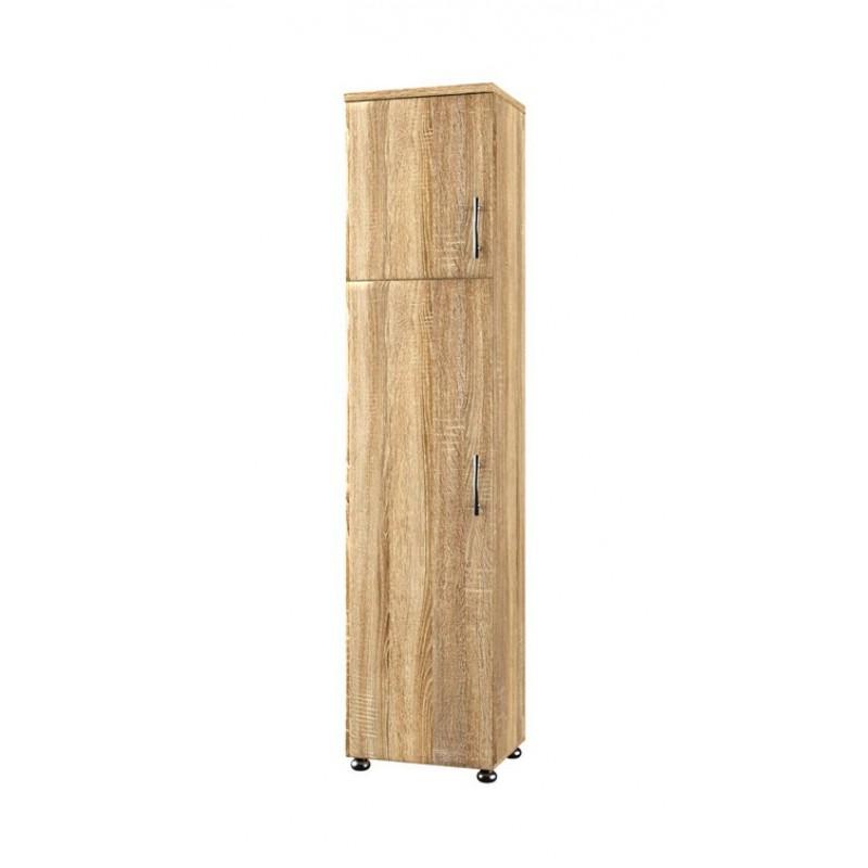 Шкаф для белья №185 (серия МК 48)