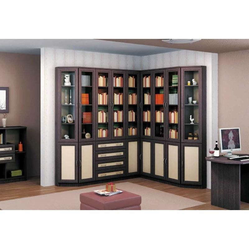 Модульная библиотека Гарун комплектация 3
