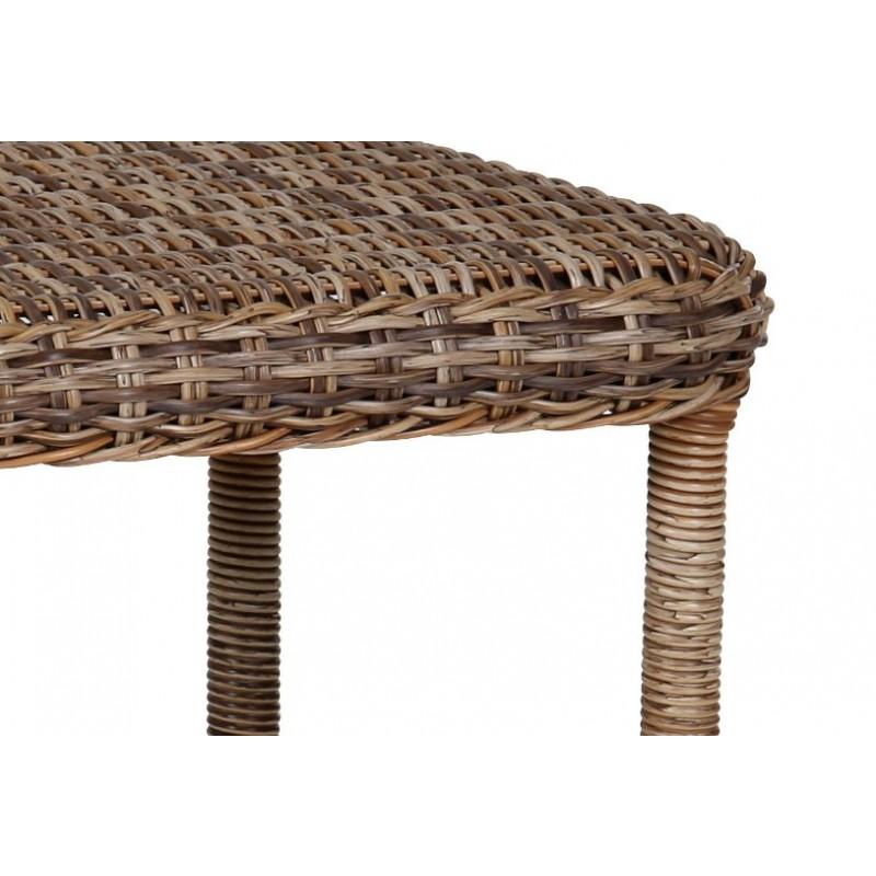 Кофейный столик из ротанга Catherine (фото 3)