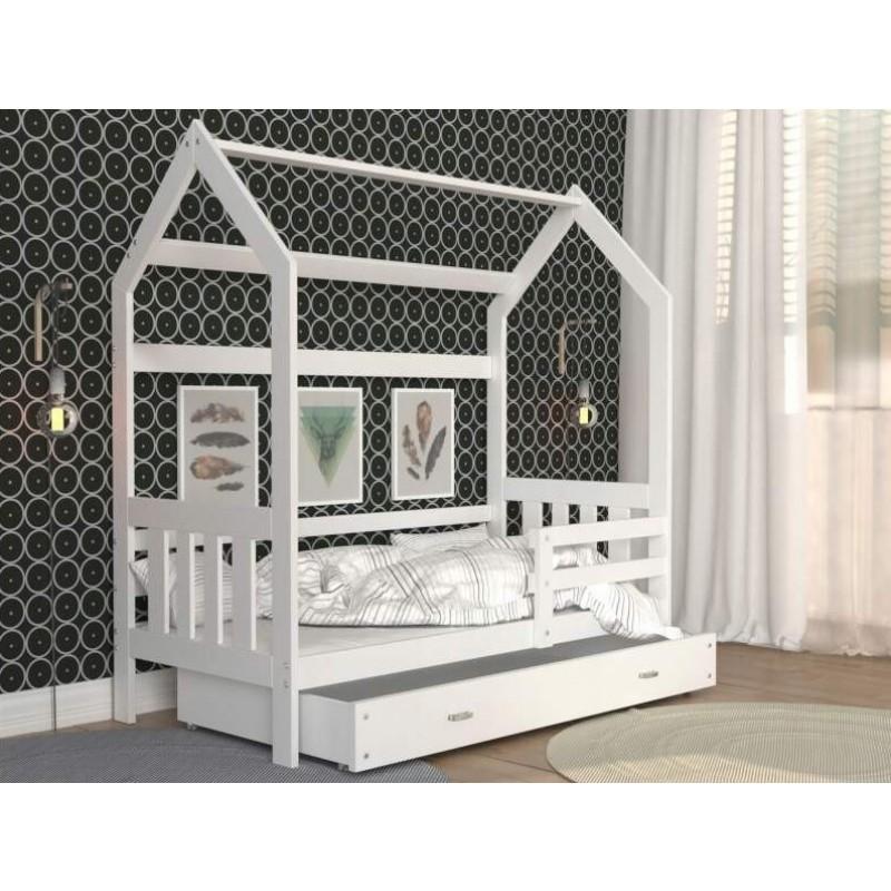 Детская кроватка Домовенок 2 (фото 3)