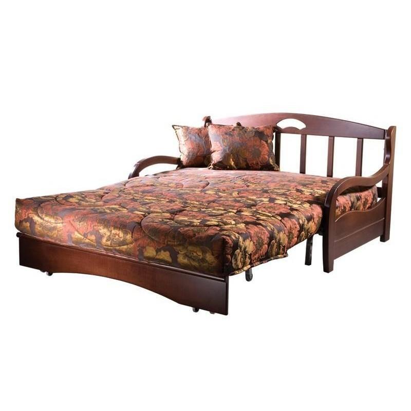 Комплект мягкой мебели Нирвана с деревянными подлокотниками (фото 3)