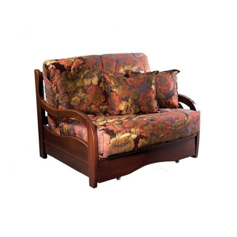 Комплект мягкой мебели Нирвана с деревянными подлокотниками (фото 4)