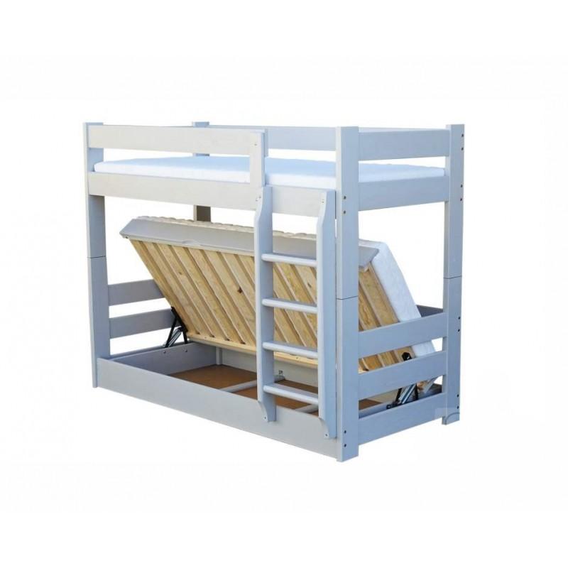 Детская двухъярусная кровать Идея Икея