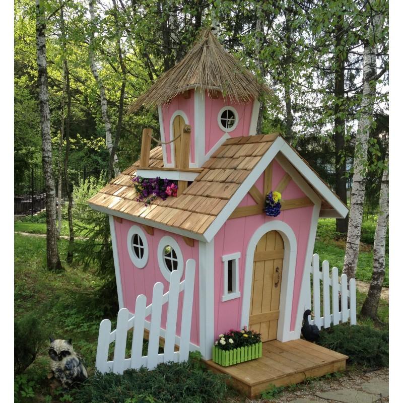 Домик Принцессы KidsCrookedHouse (фото 2)