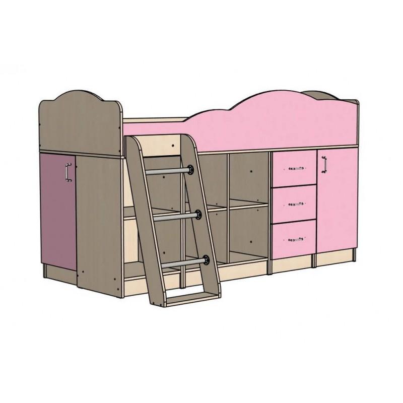 Детская комната Дюймовочка (фото 2)