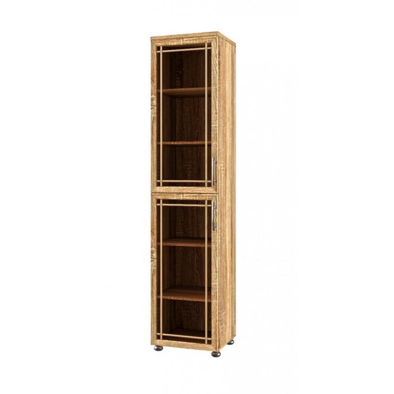 Шкаф для книг №196 (серия МК 48)