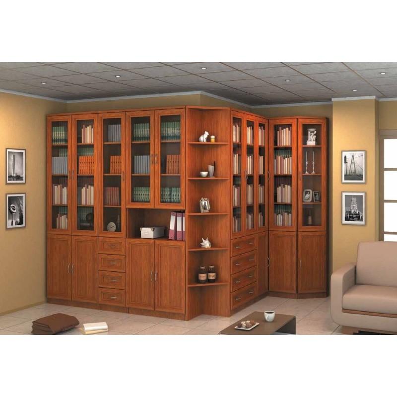 Модульная библиотека Гарун комплектация 2