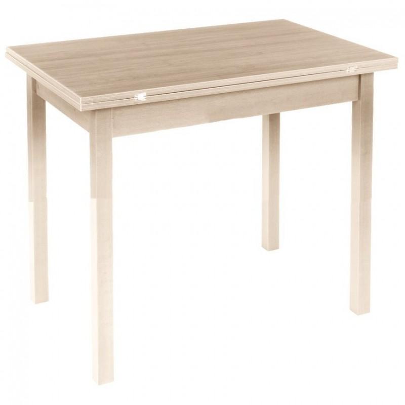 Стол обеденный раскладной - прямая нога (фото 2)
