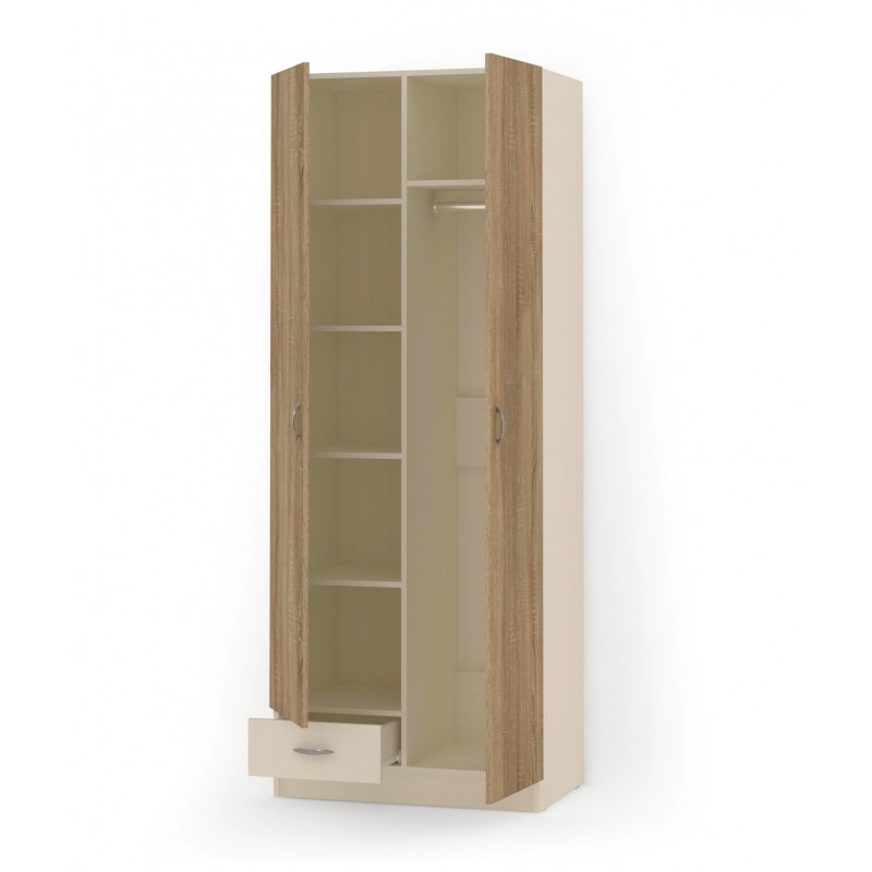 Шкаф распашной РИО-2.12 (фото 2)