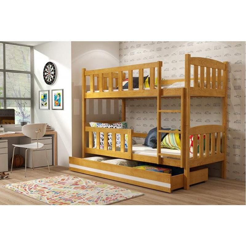 Детская двухъярусная кровать Дуэт (фото 2)