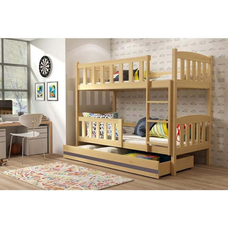 Детская двухъярусная кровать Дуэт (фото 3)