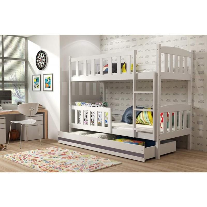 Детская двухъярусная кровать Дуэт (фото 4)