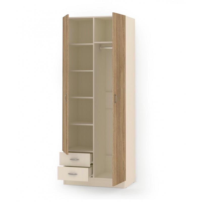 Шкаф распашной РИО-2.13 (фото 2)