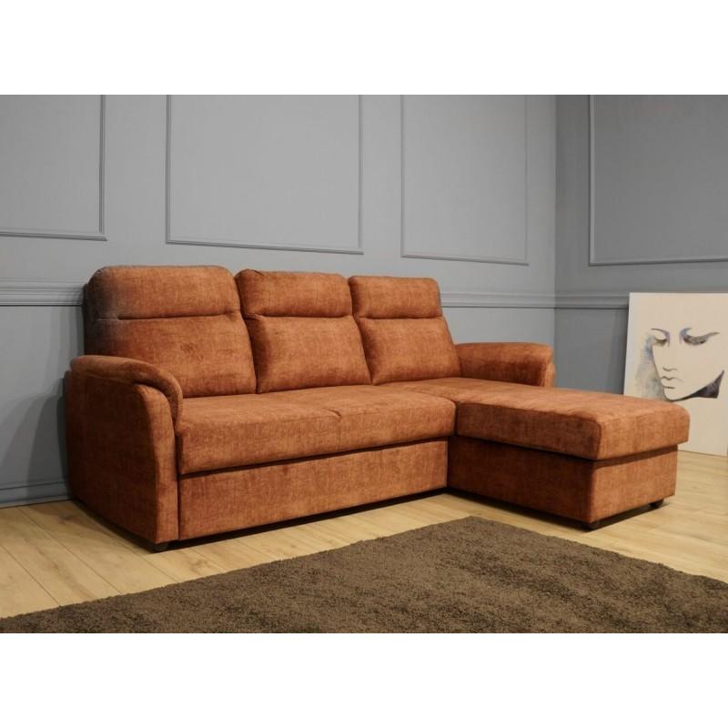 Угловой диван Виза Комфорт с оттоманкой