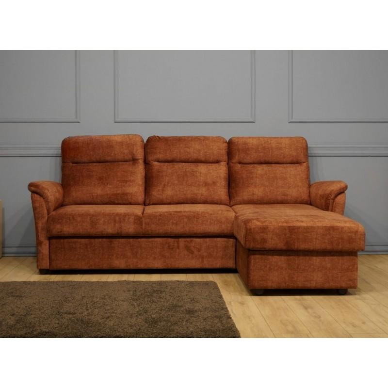 Угловой диван Виза Комфорт с оттоманкой (фото 2)