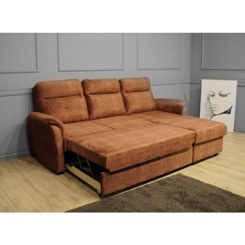 Угловой диван Виза Комфорт с оттоманкой (фото 3)