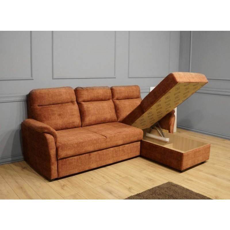 Угловой диван Виза Комфорт с оттоманкой (фото 4)