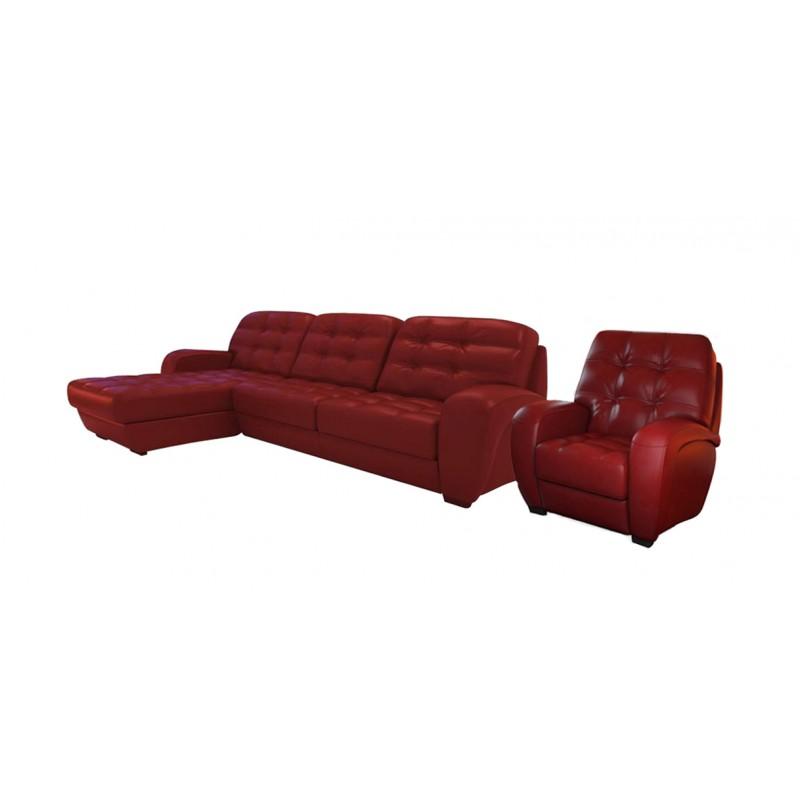 Комплект мягкой мебели Соло 2 LAVSOFA