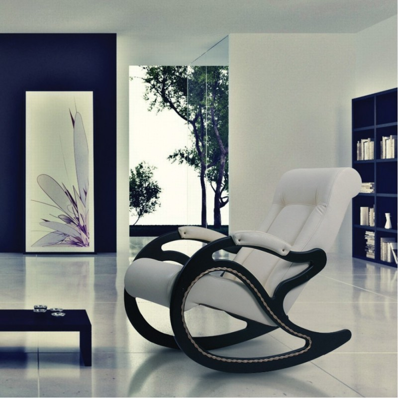 Кресло-качалка модель 7 (фото 6)
