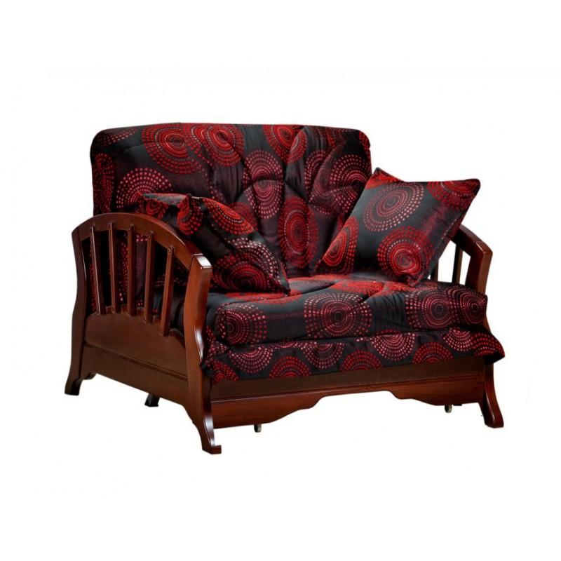 Комплект мягкой мебели Канопус с деревянными подлокотниками (фото 3)