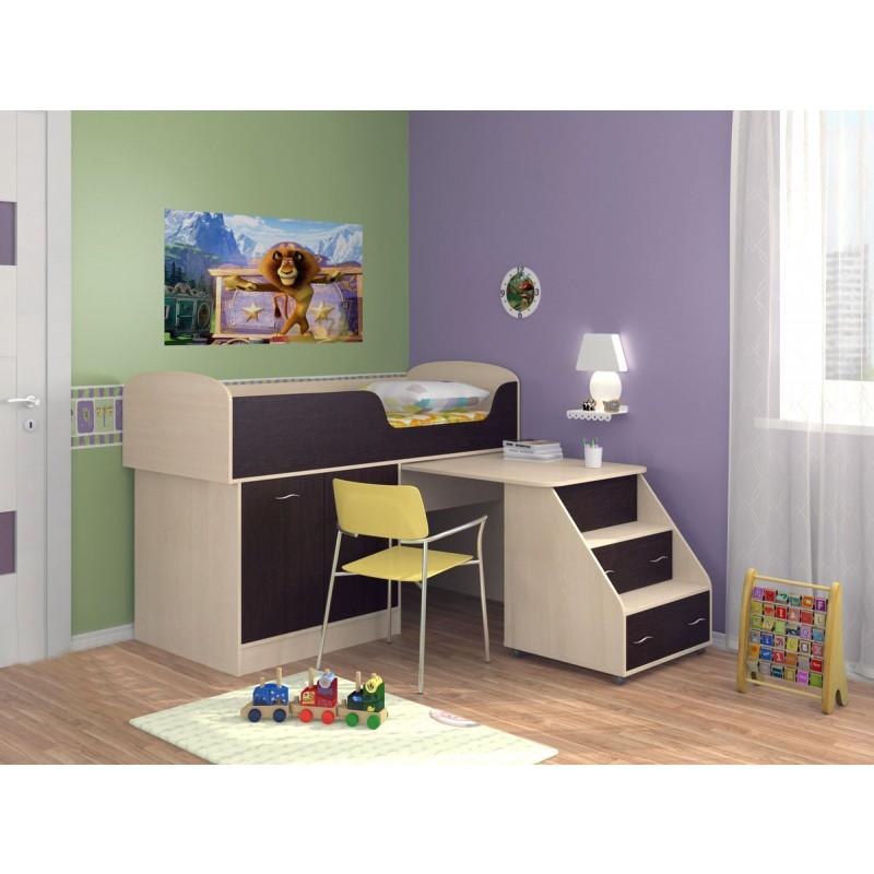 Детская комната Дюймовочка-13