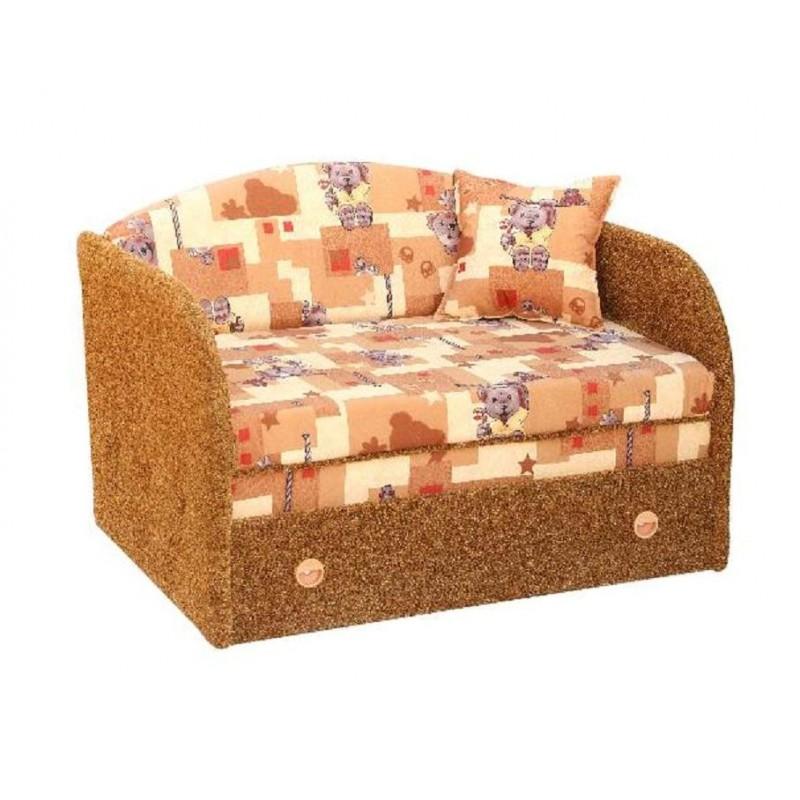 Детский выкатной диван Кроха