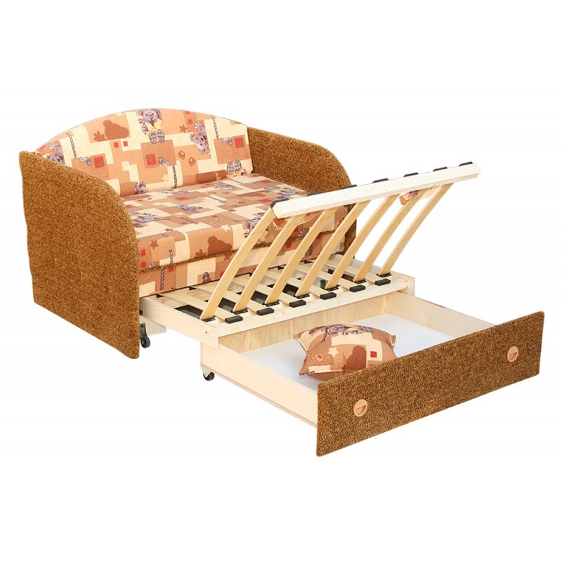 Детский выкатной диван Кроха (фото 3)