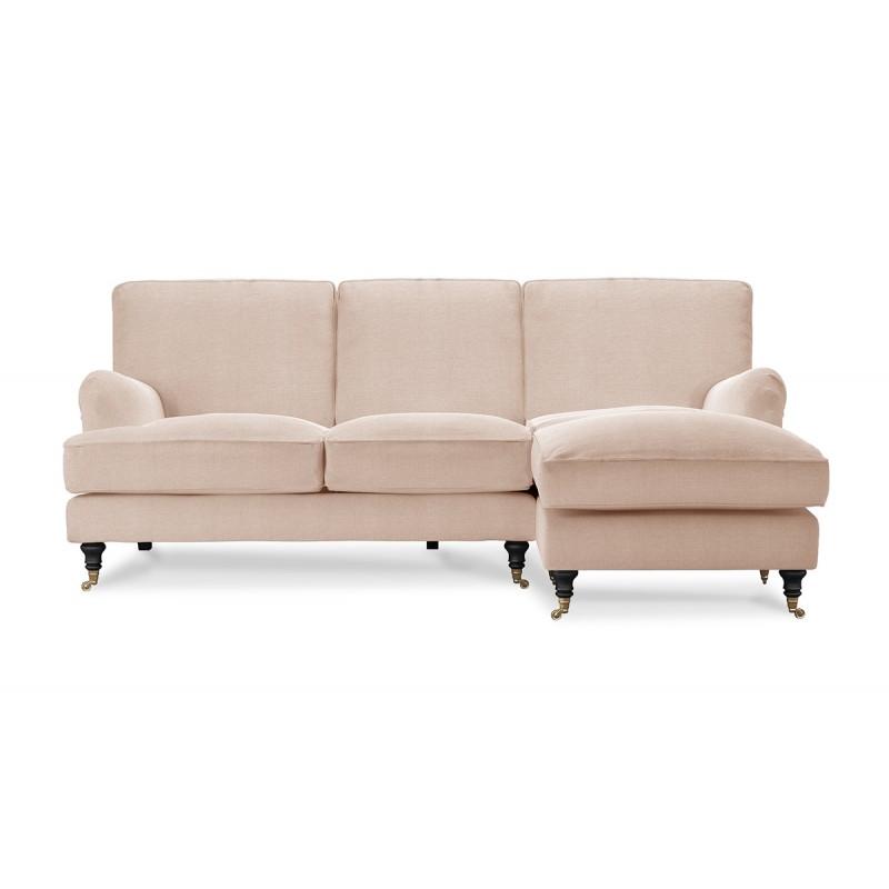Угловой диван с оттоманкой Бристоль (фото 2)