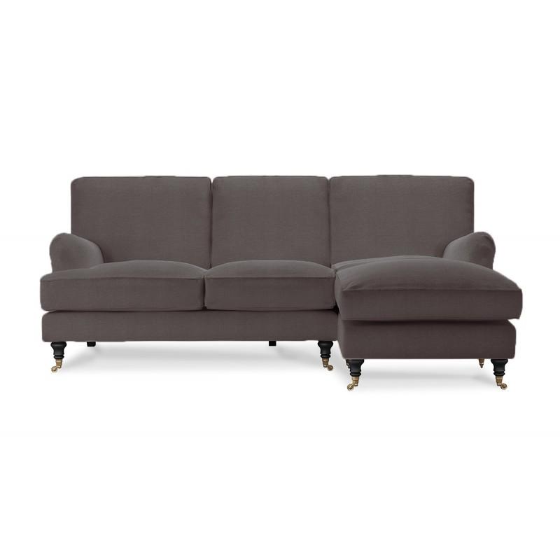 Угловой диван с оттоманкой Бристоль (фото 3)