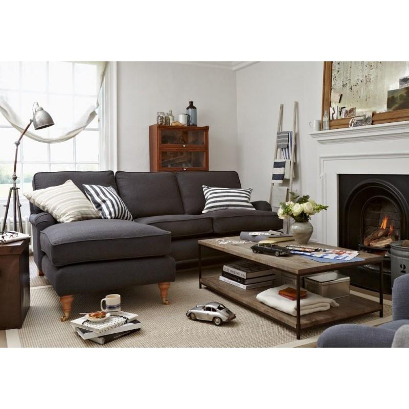 Угловой диван с оттоманкой Бристоль (фото 4)