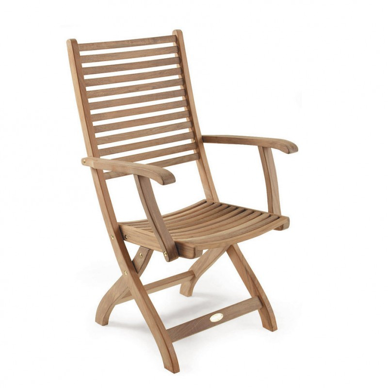 Кресло из тика Calcutta-1