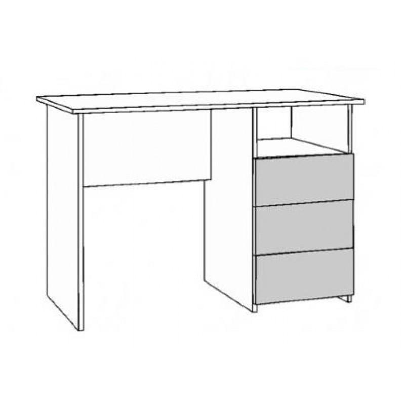 Компьютерный стол Комфорт 10 СК (фото 2)