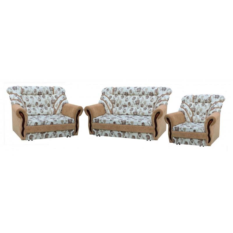 Комплект мягкой мебели Елизавета 3+2+1 (фото 5)