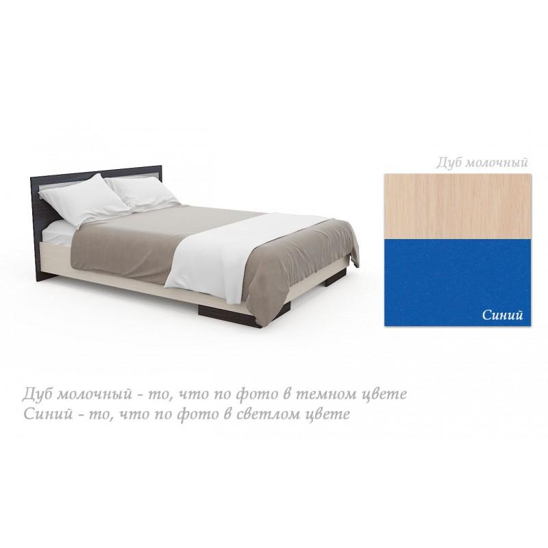 Кровать Скипер-Синий