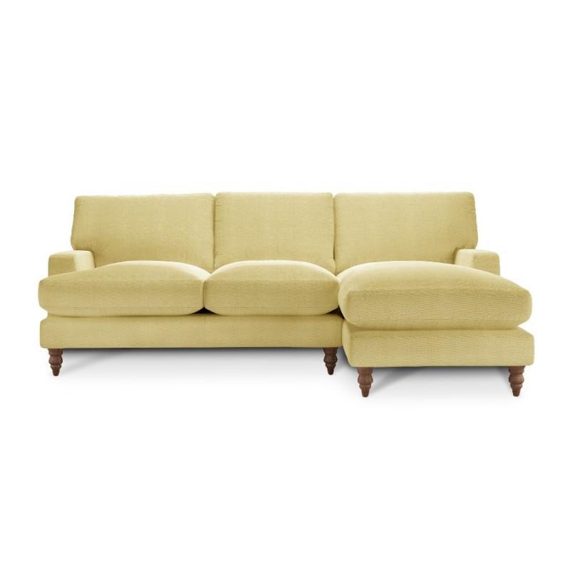 Угловой диван с оттоманкой Болтон ЭКО 2 (фото 2)