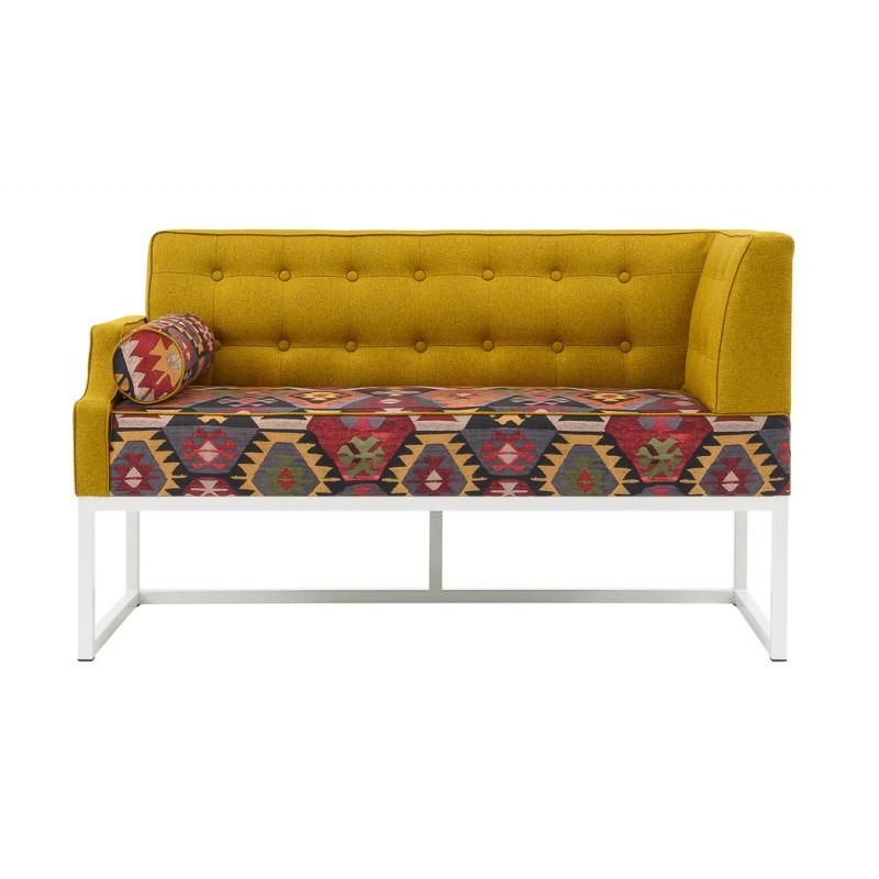 Кухонный диван Оксфорд-Лайт с углом