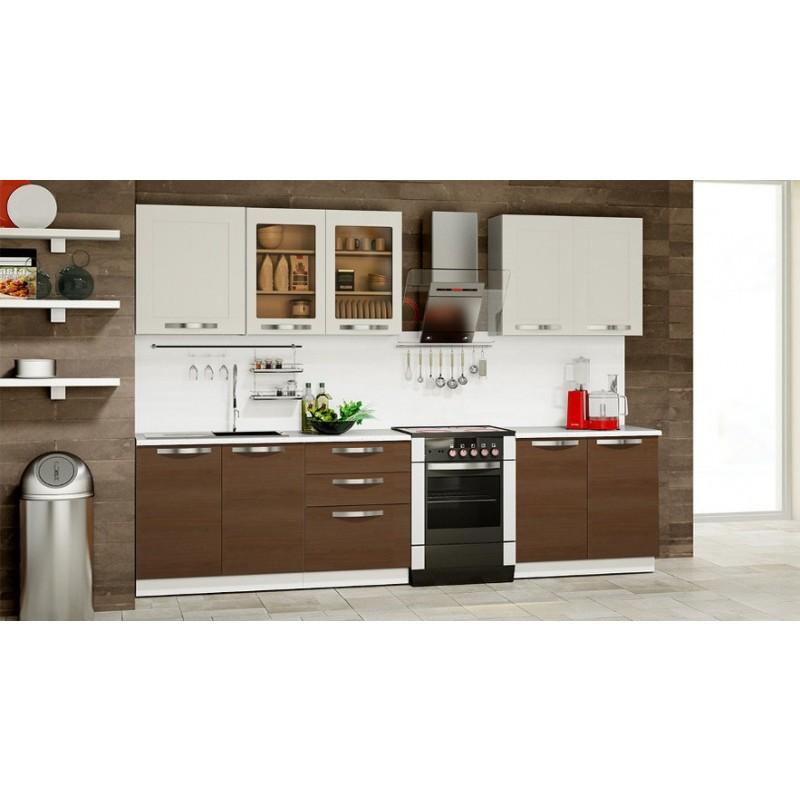 Кухня Капучино-2 МДФ (фото 2)