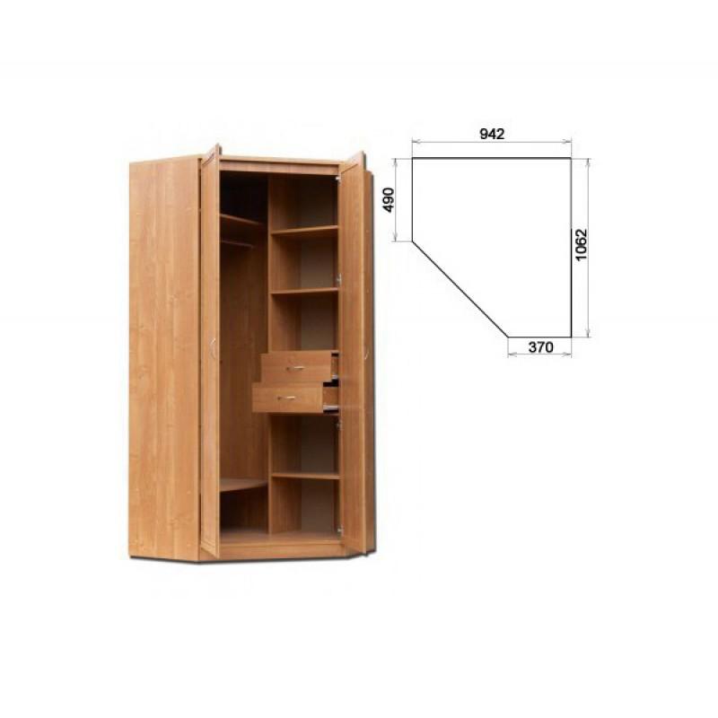 Шкаф угловой Гарун 403 (фото 2)