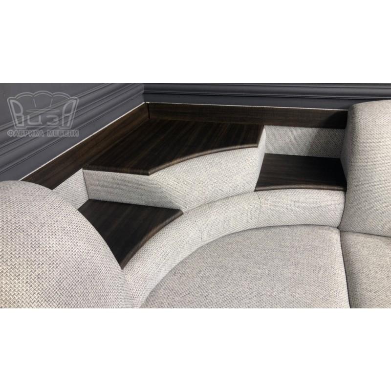 Угловой модульный диван Виза 08 (фото 5)
